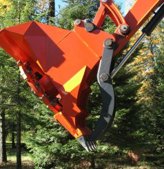 RDM34 Compact Mulcher for Mini Excavators