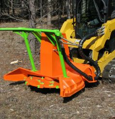 SS Mini Might Skid Steer Mulcher