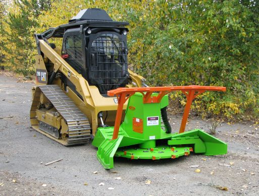 SS Series Mulchers For Skid Steers
